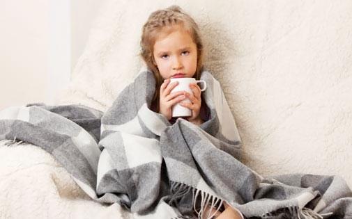 Çocuklarda Sonbahar ve Kış Hastalıkları